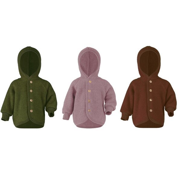 Baby-Kapuzenjacke Fleece |